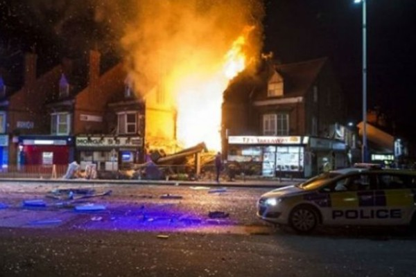 Έκρηξη στο Λέστερ: Στους πέντε οι νεκροί - Αναζητούνται επιζώντες!
