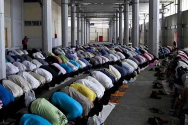 Σε έξι μήνες έτοιμο το τζαμί στο Βοτανικό