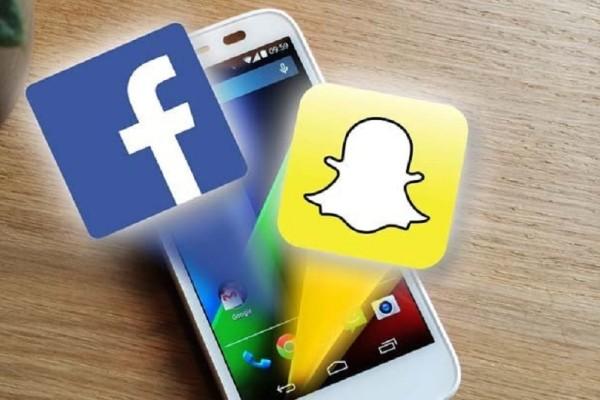 Οι νέοι κάτω των 25 «αποχαιρετούν» το Facebook! - Το Snapchat έρχεται να το... εκθρονίσει!