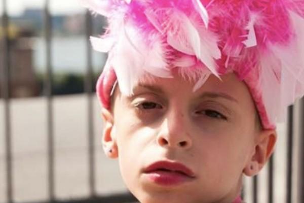 Δείτε το ντεμπούτο του πρώτου 10χρονου ''drag kid