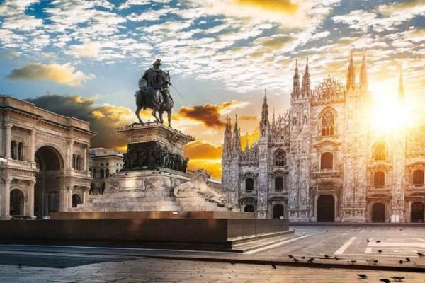 Το αφεντικό… «τρελάθηκε»: Πετάξτε για Μιλάνο, Ρώμη, Μπολόνια από €24,99!