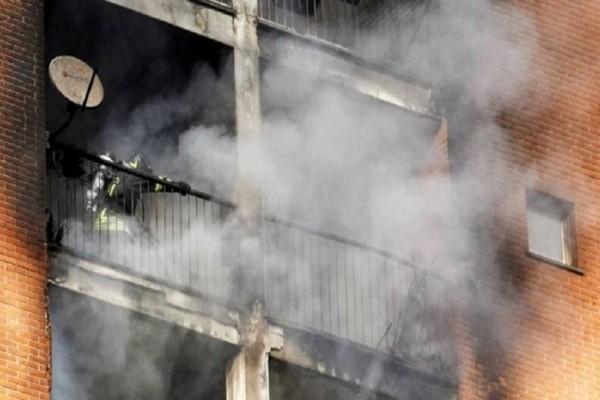 Μιλάνο: Πύρινη «κόλαση» στον 10ο όροφο πολυκατοικίας!