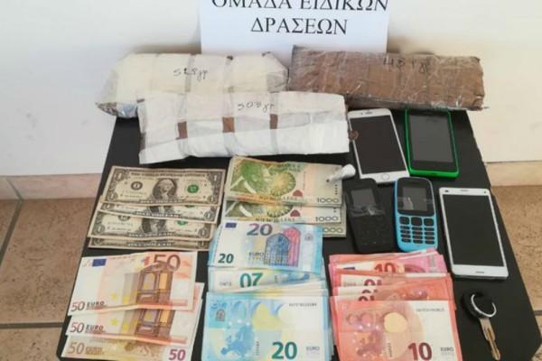 Συνελήφθησαν τρία άτομα για κατοχή ηρωίνης έπειτα από καταδίωξη στην Πρέβεζα!