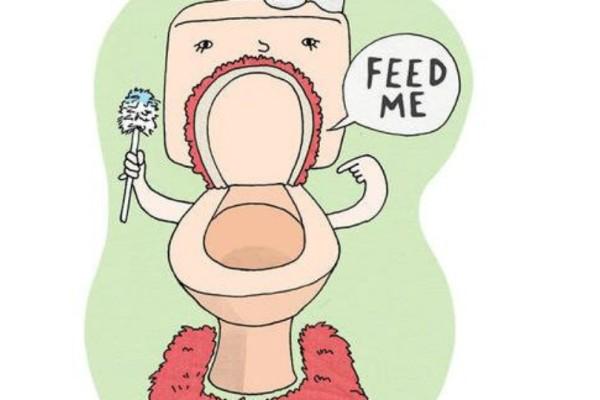 Γιατί πρέπει να πηγαίνεις τουαλέτα κάθε πρωί που ανοίγεις τα μάτια σου;