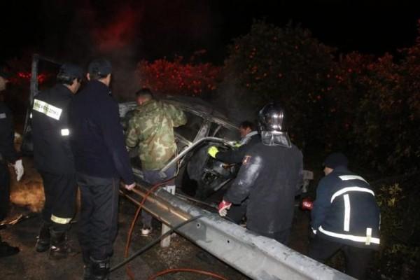 Νέο τροχαίο σοκάρει το Πανελλήνιο από τα μεσάνυχτα: Νεκρός νεαρός άνδρας!