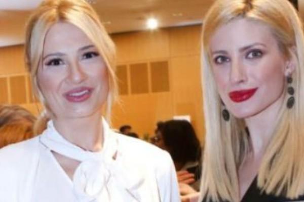 Φαίη Σκορδά VS Ευαγγελία Αραβανή: Εμφανίστηκαν με το ίδιο κοστούμι σε εκδήλωση! Ποια το φόρεσε καλύτερα;