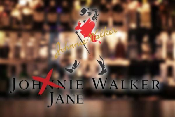 Το Johnnie Walker φεύγει, η... Jane Walker έρχεται!