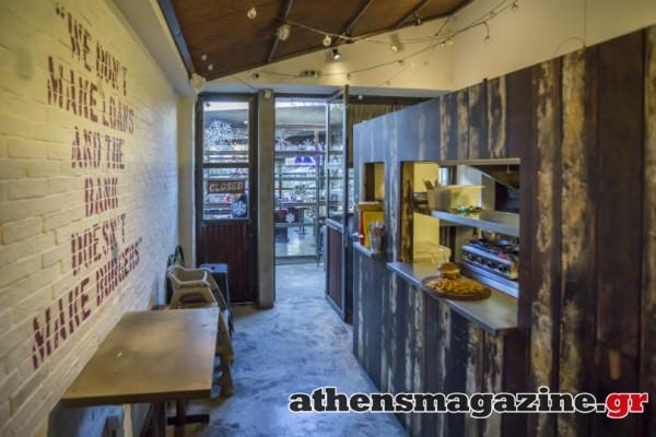 Το μαγαζί στην Νέα Ερυθραία που θα τρελάνει κάθε απαιτητικό πελάτη με τα signatured burgers του!
