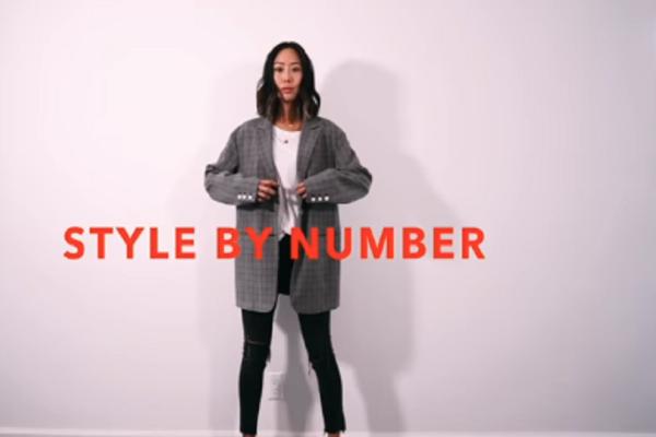 Μια από τις πιο διάσημες fashion bloggers σου δείχνει 9 τρόπους για να φορέσεις ένα t-shirt (video)