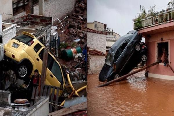 Προσοχή: Επιτήδειοι αγοράζουν τσάμπα αυτοκίνητα από τους πλημμυροπαθείς της Μάνδρας και τα πουλάνε ως καινούργια!