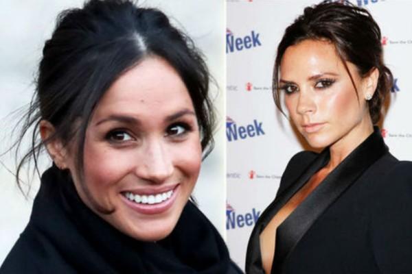 Η Victoria Beckham απαντά στις φήμες για το αν θα σχεδιάσει τελικά το νυφικό της Meghan Markle