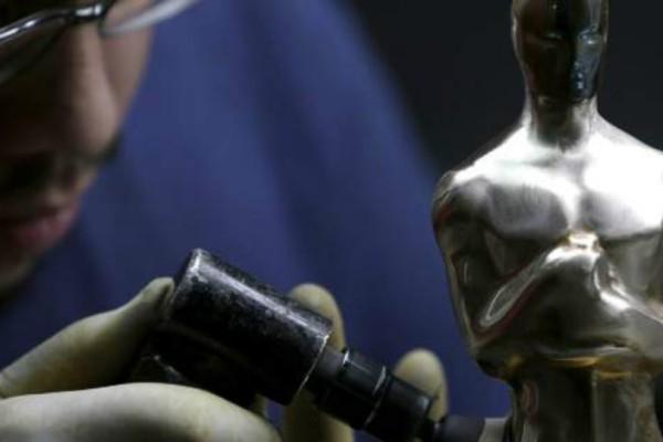 Οσκαρ 2018: Πώς κατασκευάζονται τα φημισμένα αγαλματίδια; (Photos)