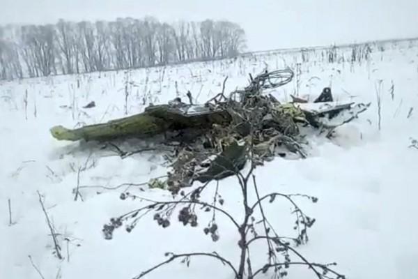 Βίντεο σοκ από την συντριβή του ρωσικού αεροσκάφους!
