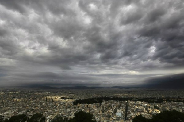 Καιρός: Συννεφιά σε ολόκληρη την χώρα και αφρικανική σκόνη!