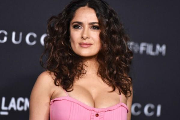 Salma Hayek: Νέες αποκαλύψεις για τον Harvey Weinstein