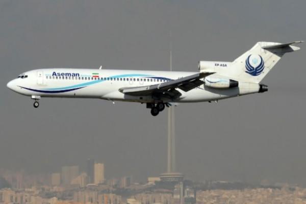 Bρέθηκαν τα συντρίμμια του αεροσκάφους που συνετρίβη στο Ιράν!