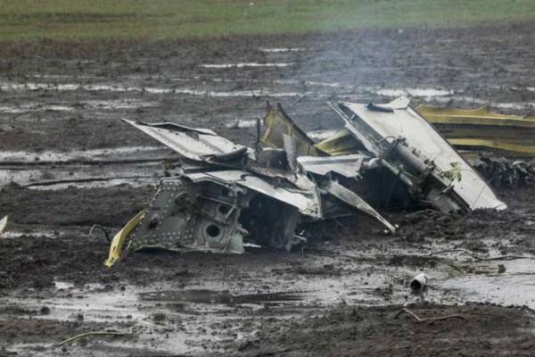 Σοκαριστικές αποκαλύψεις για τη συντήρηση του αεροσκάφους που συνετρίβη!