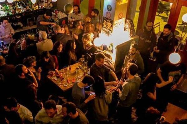 Tα καλύτερα μπαρ της Αθήνας ιδανικά για 40ρηδες!