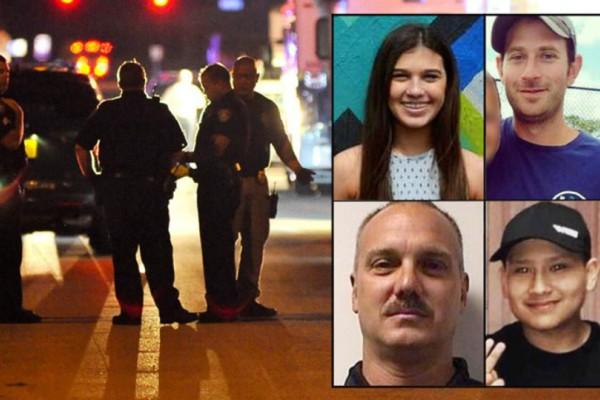 Θλίψη: Αυτά είναι τα πρώτα θύματα του 19χρονου μακελάρη της Φλόριντα! (Photos)
