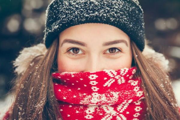 Ο πιο απίστευτος λόγος που παγώνει η μύτη μας στο κρύο!