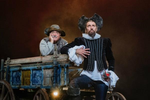 Δον Κιχώτης : Η μεγάλη επιτυχία συνεχίζεται μέχρι τον Απρίλιο στο Θέατρο Παλλάς!