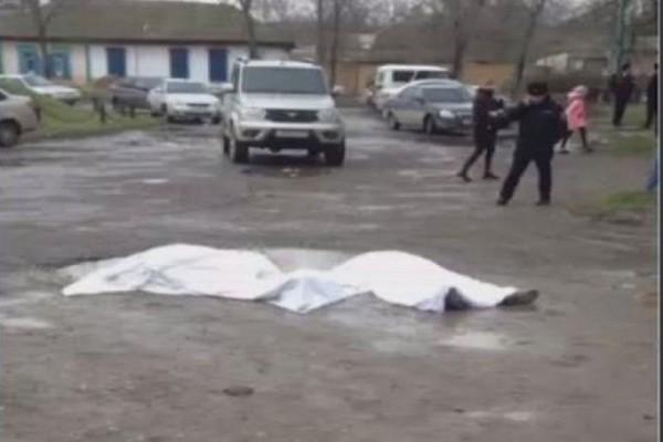 Τραγωδία στη Ρωσία: Τέσσερις νεκροί και τέσσερις τραυματίες από επίθεση ενόπλου! (Video)