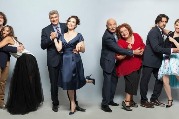 Ζευγάρι της «Μουρμούρας» πρωταγωνιστούσε μαζί και πριν από 26 χρόνια σε τηλεοπτική σειρά (video)