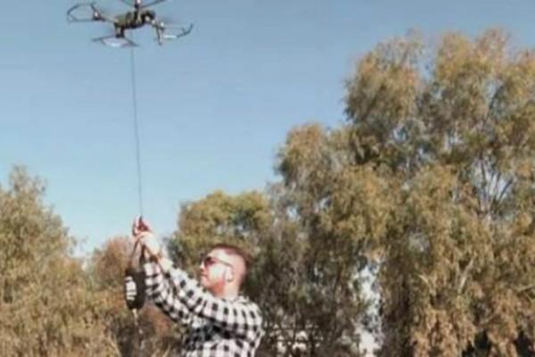 Πάτρα: Η πιο πρωτότυπη καφετέρια στην Ελλάδα κάνει delivery με...drone!