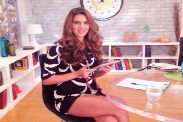ZARA: H Σταματίνα Τσιμτσιλή φόρεσε τις πιο hot γόβες για την άνοιξη! - Δες πόσο κοστίζουν!