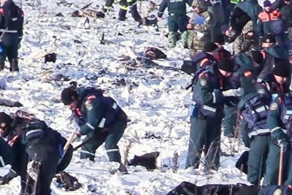 Αεροπορική τραγωδία στην Ρωσία: Κρατική τράπεζα διαγράφει τα χρέη των  71 θυμάτων