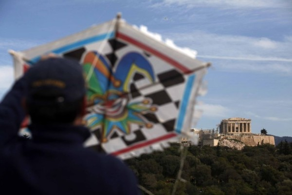 Τα 7 καλύτερα μέρη για να πετάξετε χαρταετό στην Αθήνα!