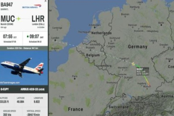 Θρίλερ σε πτήση κορυφαίας αεροπορικής εταιρείας!