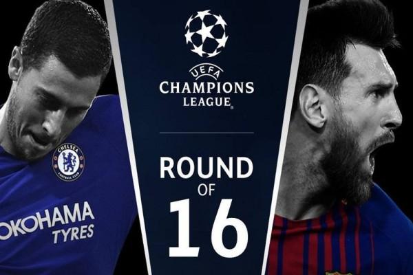 Champions League: Ντερμπάρα Τσέλσι - Μπαρτσελόνα!