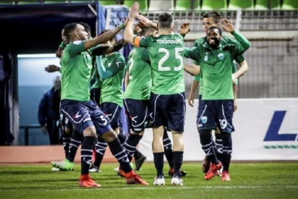 Super League: Ο Λεβαδειακός νίκησε με... ευκολία 2-0 την Κέρκυρα!