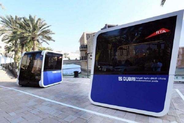 Ντουμπάι: Έρχονται τα μικρά λεωφορεία χωρίς οδηγό! (Video)