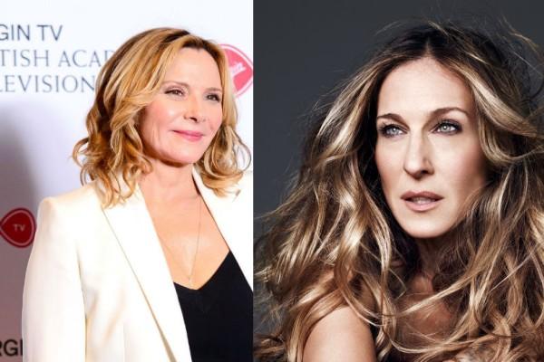 Kim Cattrall vs Sarah Jessica Parker : Μάντεψε ποια υποστηρίζει πρώην