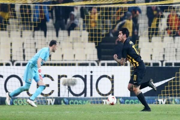 AEK - Ολυμπιακός: Τον έχει πιάσει πελάτη!