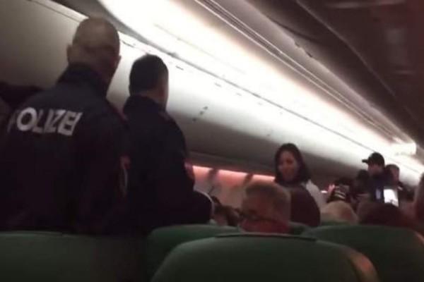 Απίστευτο: Αναγκαστική προσγείωση αεροπλάνου λόγω... αερίων επιβάτη! (video)