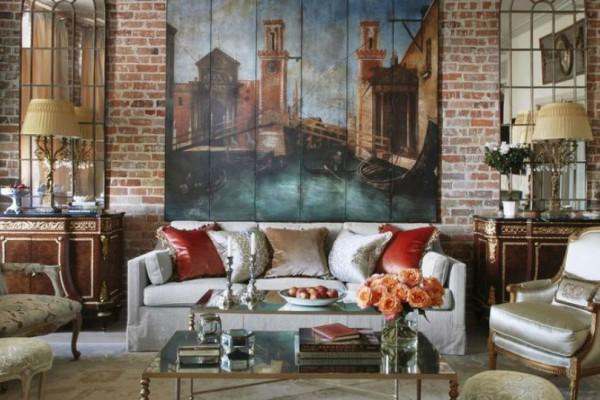 Τρόποι να κάνεις το σαλόνι σου να φαίνεται μεγαλύτερο!