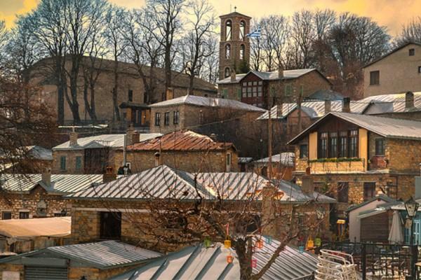 Σεργιάνι στα 5 πιο γραφικά χωριά της Ελλάδας!