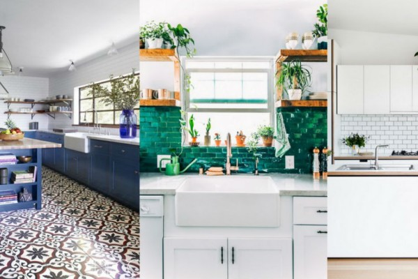 Οι πιο όμορφες κουζίνες! Σίγουρα θα ήθελες να είχες μία από αυτές!