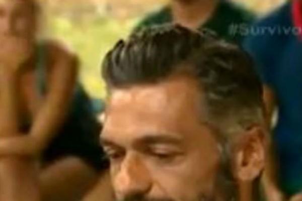 Survivor 2: Ποτάμι τα δάκρυα από τον Κρητικό! Το πρόσωπο που είδε και δεν μπόρεσε να συγκρατηθεί!