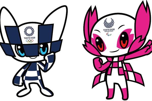 Οι μασκότ της Ολυμπιάδας του 2020 - Τις επέλεξαν παιδιά!