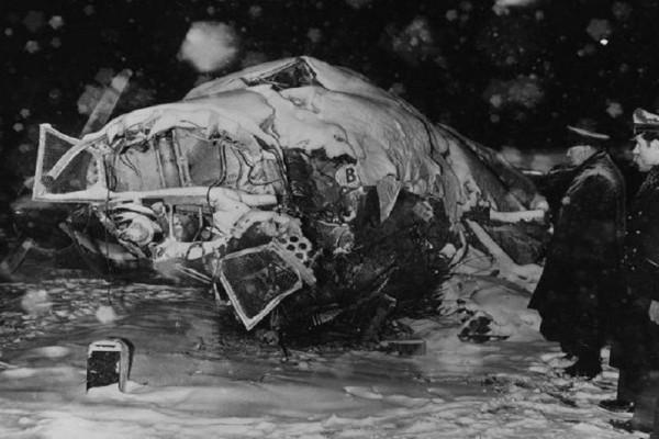 Σαν σήμερα στις 06 Φεβρουαρίου το 1958 έγινε η αεροπορική τραγωδία του Μονάχου