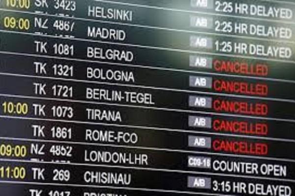 Δεν φαντάζεστε τι μπορούν να σκεφτούν οι αεροπορικές για να γλυτώσουν τις αποζημιώσεις