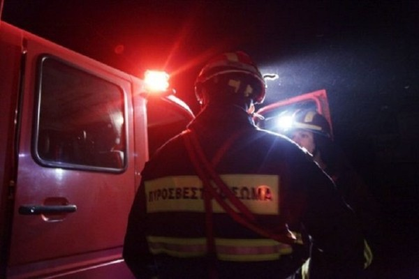 Τρίκαλα: Αίσιο τέλος για τον 46χρονο που έπεσε σε χαράδρα με το αυτοκίνητό του!