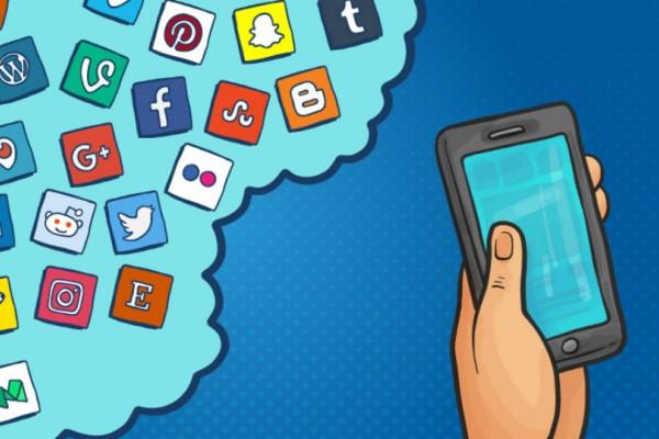 Πόσο συχνά χρησιμοποιείς τα social media; Έχουμε τους αριθμούς!