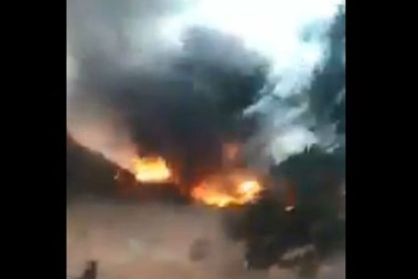 Συρία: Ρωσικό μαχητικό αεροσκάφος καταρρίφθηκε!