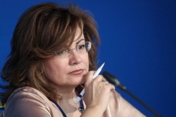 Σπυράκη κατά Αντωνοπούλου: Να επιστρέψει τουλάχιστον το επίδομα και να ζητήσει συγγνώμη