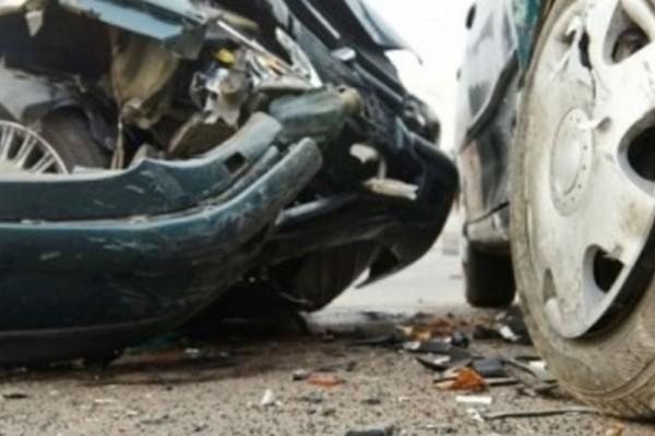 Σοβαρό τροχαίο στην Κρήτη: Εγκλωβισμένος ο οδηγός του οχήματος!